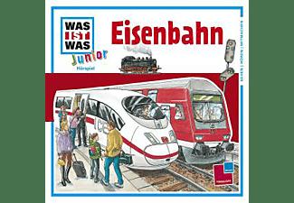 Was Ist Was Junior - Folge 14: Eisenbahn  - (CD)