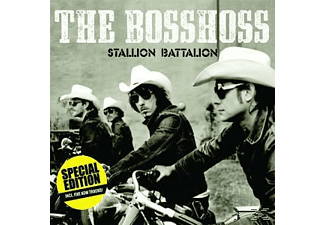 The BossHoss - STALLION BATTALION (ERWEITERTES TRACKLISTING)  - (CD)