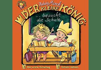 Der Kleine König - 24: Der Kleine König Besucht Die Schule  - (CD)