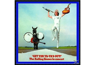 The Rolling Stones - GET YER YA YAS OUT  - (CD)