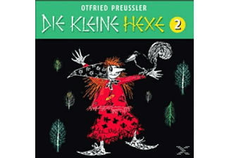 Anna Thalbach, Peter Striebeck - 02: Die Kleine Hexe (Neuproduktion)  - (CD)