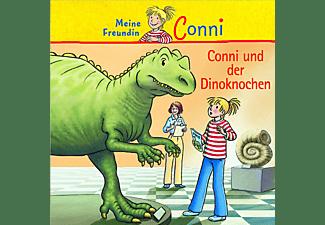 027 - CONNI UND DER DINOKNOCHEN  - (CD)