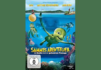 Sammys Abenteuer - Die Suche nach der geheimen Passage DVD