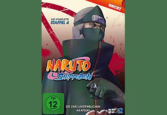 Naruto Shippuden - Staffel 4 - Die zwei unsterblichen Akatsuki (Folge 292-308) DVD
