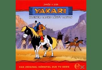 Yakari 04: Kleiner Dachs läuft davon  - (CD)