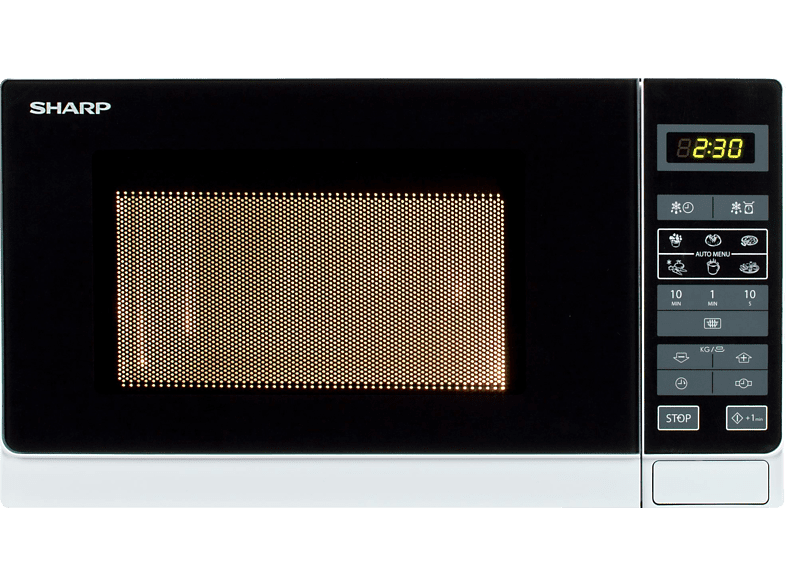 SHARP R242WW Mikrowelle ()