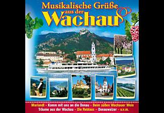 VARIOUS - Musikalische Grüße aus der Wachau  - (CD)