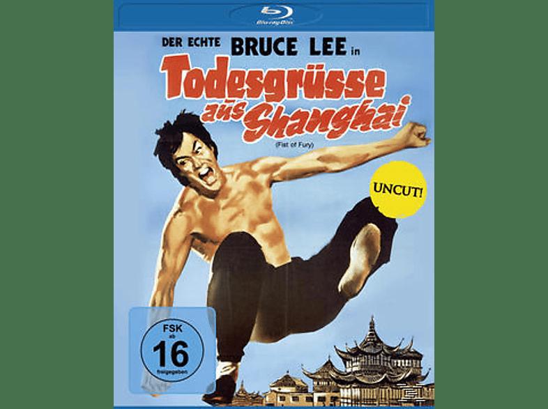 Bruce Lee - Todesgrüße aus Shanghai [Blu-ray]