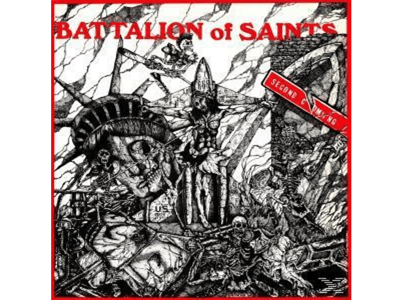 Battalion Of Saints - SECOND COMING [Vinyl]
