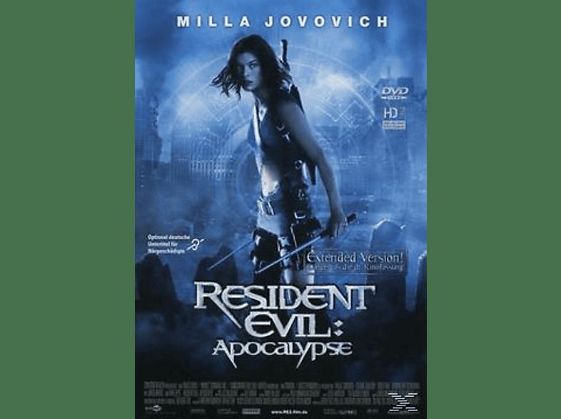 Resident Evil: Apocalypse (Extended Version) [DVD]