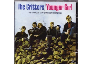The Critters - Younger Girl-The Complete Kapp & Musicor  - (CD)