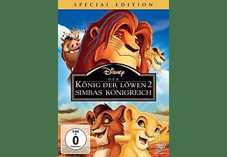 Der König der Löwen 2: Simbas Königreich - Special Edition [DVD]
