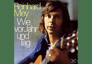 Reinhard Mey - Wie Vor Jahr Und Tag [CD]