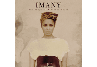Imany - THE SHAPE OF A BROKEN HEART  - (CD)