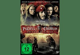 Pirates Of The Caribbean 3 - Am Ende der Welt DVD