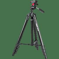 ROLLEI 20837 DIGI 3400 Dreibein Stativ, Schwarz, Höhe offen bis 1250 mm