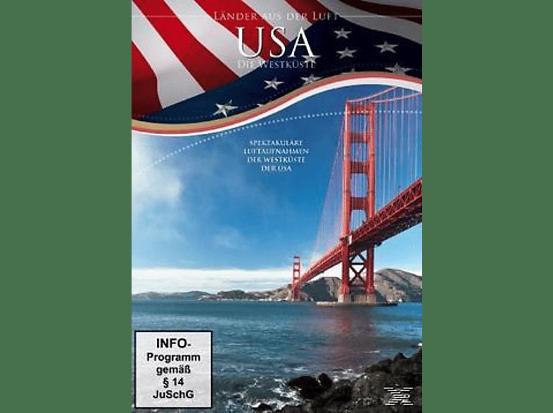 Länder aus der Luft - USA: Die Westküste [DVD]