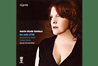 Lemieux/Blumenthal - Les Nuits D'Ete/Wesendonck-Lieder/Rücker [CD]