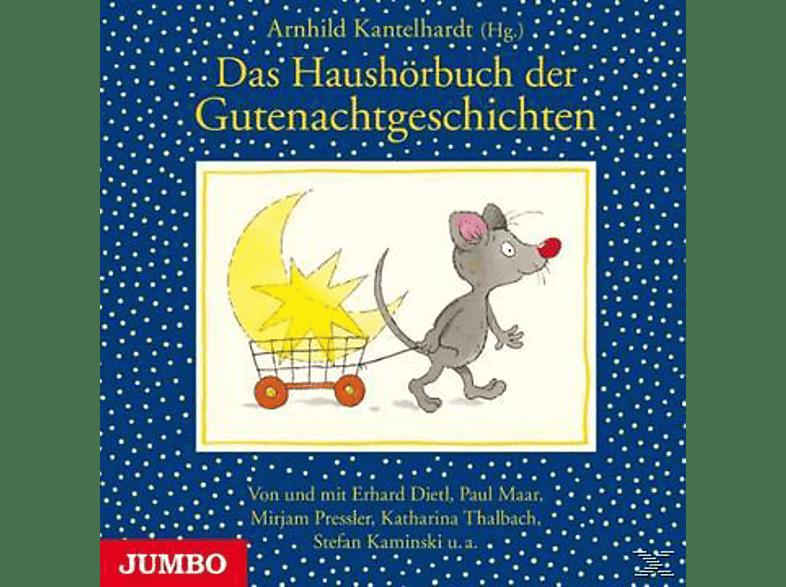 Das Haushörbuch der Gutenachtgeschichten - (CD)