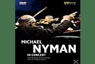 Nyman Michael Band - Michael Nyman In Concert [DVD]