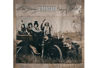 Neil Young, Crazy Horse - Americana  - (CD)