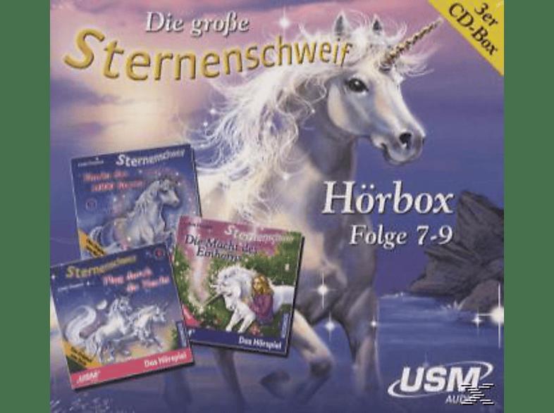 Die große Sternenschweif Hörbox - Folge 7-9 - (CD)