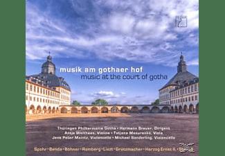Hermann Breuer, Thüringen Philharmonie Gotha - Musik Am Gothaer Hof  - (CD)