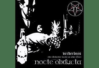 Nocte Obducta - Verderbnis (Der Schnitter Kratzt An Jeder Tür)  - (CD)