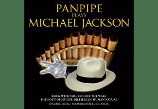 Luis Garcia - Panpipe Plays Michael Jackson  - (CD)