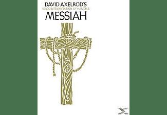 David Axelrod - DAVID AXELROD S ROCK INTERPRETATIONS OF HANDEL S M  - (CD)