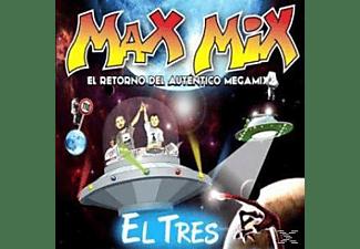 VARIOUS - Max Mix 2011 -El Tres- El Retorno Del Auténtico Megamix  - (CD)