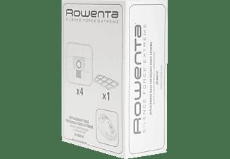 ROWENTA ZR0020 Silent Force Extreme 4x Staubbeutel + 1x Mikrofilter