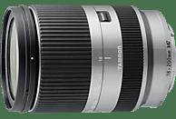 TAMRON AF 18 mm - 200 mm f/3.5-6.3 VC (Objektiv für Sony E-Mount, Silber)