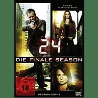 24 - Staffel 8 DVD