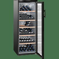 LIEBHERR WKB 4212-20 Weinklimaschrank (168 kWh/Jahr, EEK A, Schwarz)