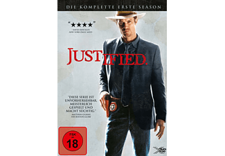 Justified - Staffel 1 DVD