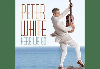 Peter White - Here We Go  - (CD)