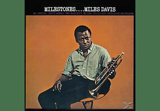 Miles Davis - Milestones  - (CD)