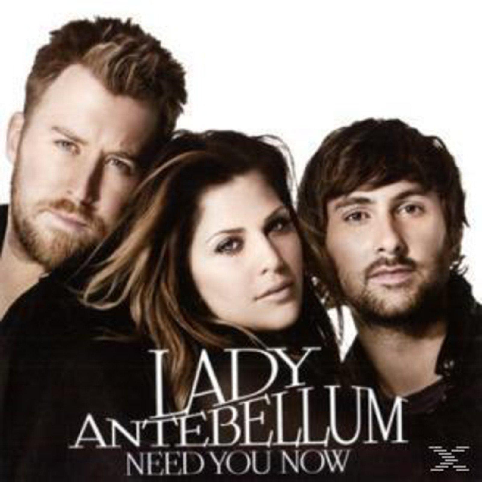 Lady Antebellum - Lady Antebellum - Need You Now [CD] 3
