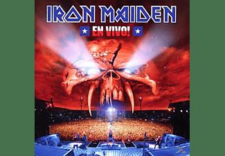 Iron Maiden - En Vivo! Live In Santiago De Chile  - (CD)
