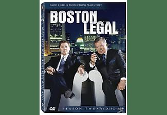 Boston Legal - Season 2 [DVD]