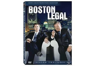 Boston Legal - Season 2 [DVD]