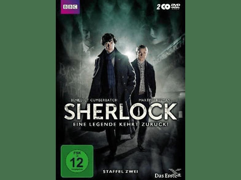Sherlock - Staffel 2 [DVD]