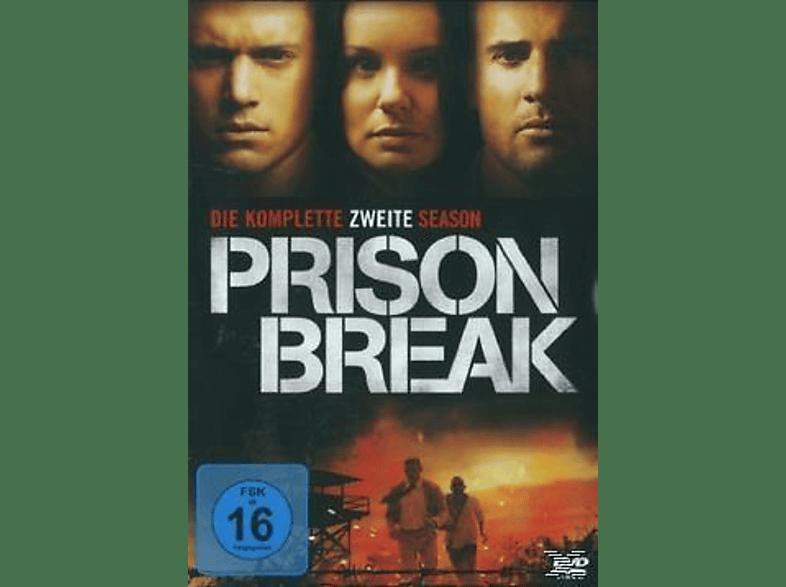 Prison Break - Staffel 2 [DVD]