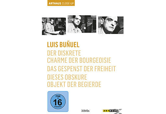 Luis Bunuel - Arthaus Close-Up DVD