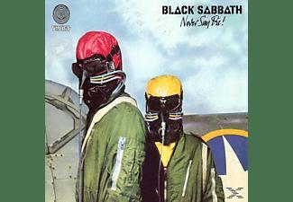 Black Sabbath - NEVER SAY DIE! (2009 REMASTER)  - (CD)