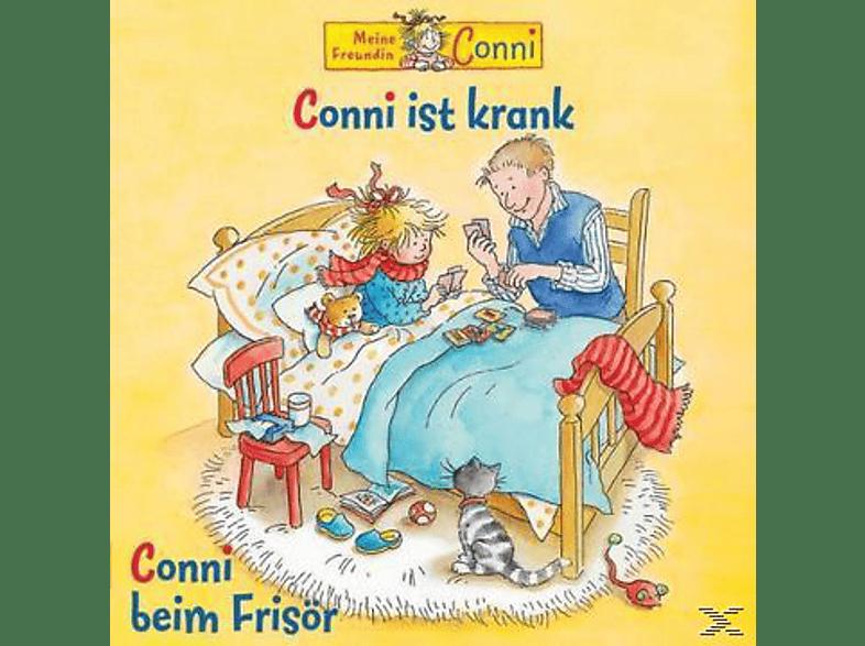 031 - CONNI IST KRANK/CONNI BEIM FRISÖR - (CD)