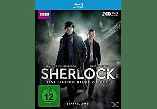 Sherlock - Staffel 2 Blu-ray