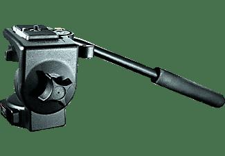 MANFROTTO 128RC+200PL Stativkopf, Schwarz, Höhe offen bis 115 mm