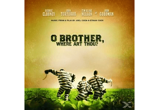 Various O Brother, Where Art Thou? CD